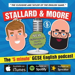 English Language - P1 Q5 - 5 mins
