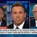 CNN's Lanny Davis Problem