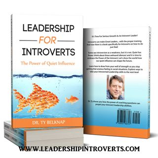 Leadership for Introverts: The Power of Quiet Influence Chapter 3 Sample
