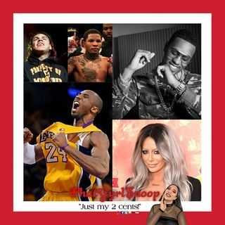 Tekashi 6ix9ine vs. Gervonta Davis/Jeremih Update/Kobe Bryant Being Inducted In NBA Hall Of Fame/Aubrey O'Day Transformation