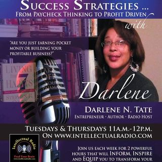 Success Strategies With Darlene
