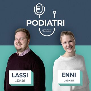 Tämä on Podiatri