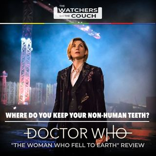 """The Woman Who Fell to Earth"" (S11E01) Review"