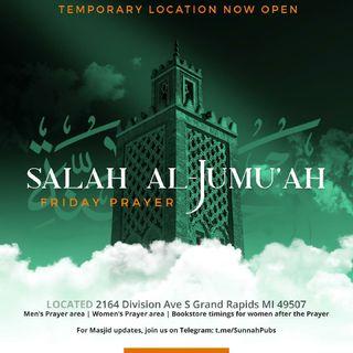 Masjid As-Sunnah Salaah Al-Jumu'ah