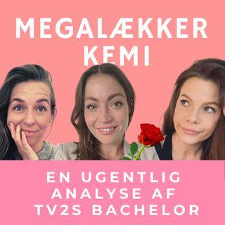 Bachelor ep 25 - om osteballer og efterspil med special guest Stine GULDFUGL Mariager