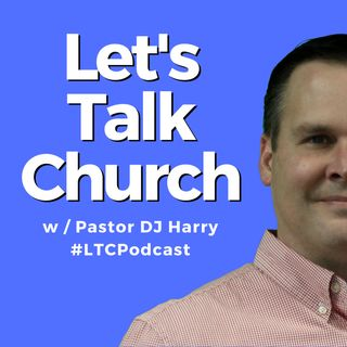 Thinking Long-term in Pastoral Ministry with Pastor Brian McLaughlin s1e39