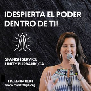 [CHARLA] Despierta El Poder Dentro De Ti - UCDM - Maria Felipe
