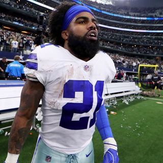 Thoughts On Zeke Elliot's New Contract Extension And My Thoughts On The Idea Of Setting The Market Value In The NFL