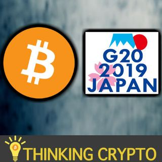 G20 FINANCE LEADERS CLL FOR BITCOIN CRYPTO ASSET CLASS RREGULATIONS - BITTREX TO BLOCK 32 CRYPTOS