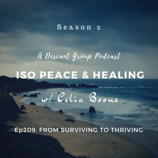 ISOP209: From Surviving to Thriving