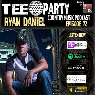 Episode 72 - Ryan Daniel