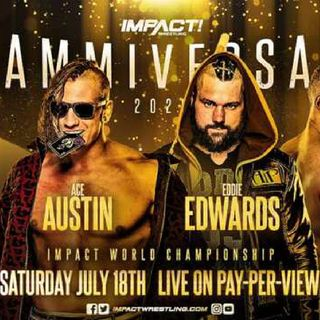 My Top 5 PICKS For WHO COULD be the mystery opponent at Slammiversary