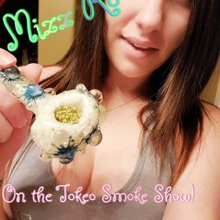 Mizz Ro Gets Low With Tokeo 🍑🔥Ep20 - Tokeo's Smoke Show