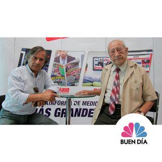 """""""En el VRAE no hay subversivos, esos son narcotraficantes"""", afirmó Isaac Humala. Agregó que MOVADEF es un partido político."""