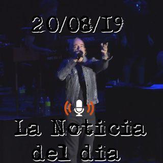 Eros Ramazzotti triunfa en su debut en el Festival de Cap Roig | LaNoticiaDelDia