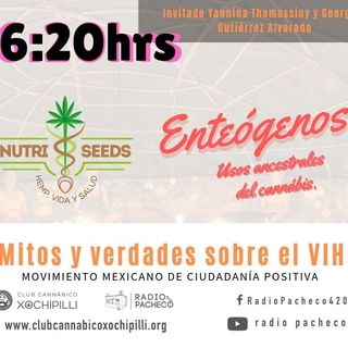 """Yannina Thomassiny y Georgina Gutierrez"" COSMICO Prog 26"
