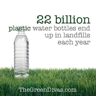 No more plastic water bottles!