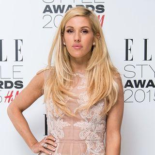 Ellie Goulding Chats About #DancingMan