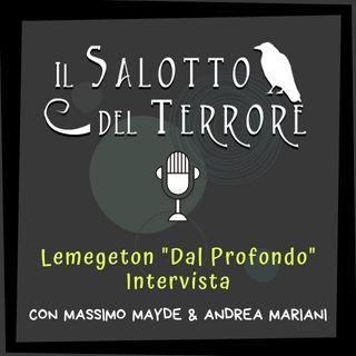 "Intervista ad Andrea Mariani - Lemegeton ""Dal profondo"""