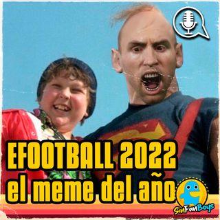 SinFanBoys Cap17-Tokyo GameShow y eFootball2022 el meme