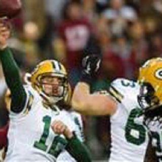 WNR_Packers Destroy Red(Crock)Skins 35-18 WTF #SEAvsMIN #BlairWalsh