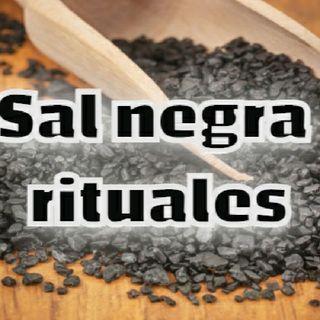 Sal Negra O Sal De Bruja