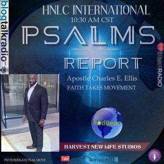 Psalms Report (56)