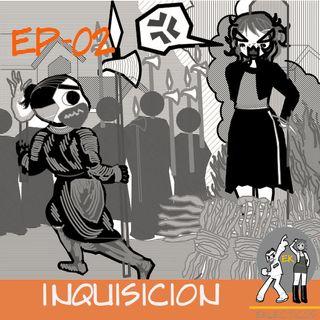 Episodio 2: La Inquisición y sus métodos de tortura