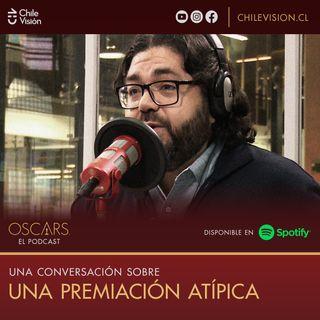 Una premiación atípica con Diego Muñoz