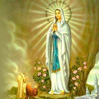 Nuestra Señora de Lourdes. Jornada del enfermo