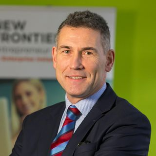 """""""New Frontiers"""" manager Eugene Crehan discusses the latest tranch of funding for the programme"""