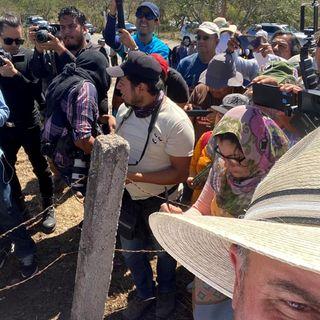 Caminata por la Verdad se realizó en Chilapa, Guerrero