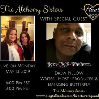 The Alchemy Sisters with Drew Pillow: Writer,  Host,  & Producer