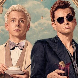 GOOD OMENS - Barbie Reviù! | Recensione (NO SPOILER)