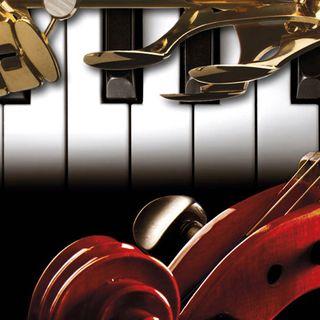 La musica di Ameria del 15 Aprile 2021 - Musiche di J. W. Hertel, J. L. Krebs, J. S. Bach, G. F. Händel  e A. Vivaldi