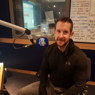 Adam Wright discusses simple ways in which families can exercise at home