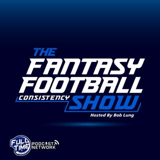 Fantasy Football Consistency Show - RB - ADP vs Consistency