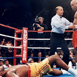 Legends of Boxing Show:Guest Former Two-Time Heavyweight Champion George Foreman