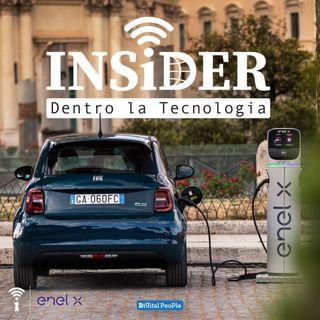 Enel X: punti di ricarica per la mobilità del futuro