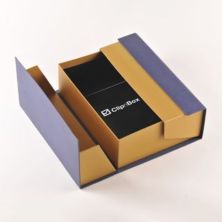 Custom magnetic closure boxes not just for premium clients