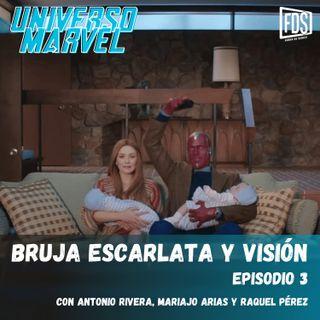 Bruja Escarlata y Visión - Episodio 3