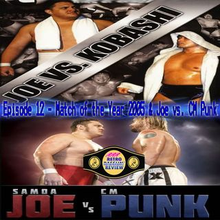12. Match of the Year 2005, Samoa Joe vs. Kenta Kobashi & Samoa Joe vs. CM Punk