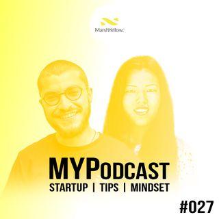 E27 Come avviare una startup nel settore Influencer Marketing: La storia di Jungler | Matteo Piccolo e Irene Jin