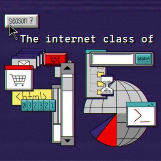 Command Line Heroes Season 7: Internet Class of '95