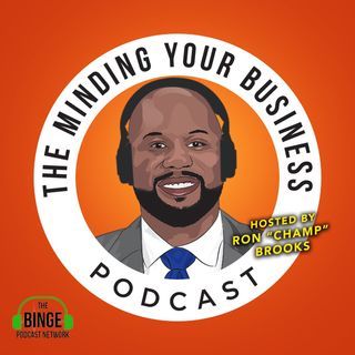 #144 - Larvizo Wright, Founder of BeUpwright, LLC