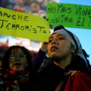 En cuarentena: Crítica situación de huelga de hambre junto a vocero Presos Políticos Mapuche de Lebu