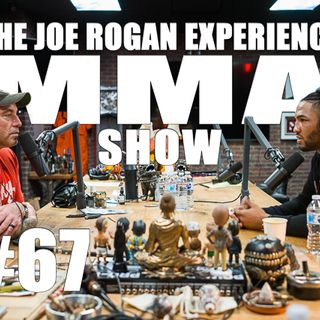 JRE MMA Show #67 with Kevin Lee