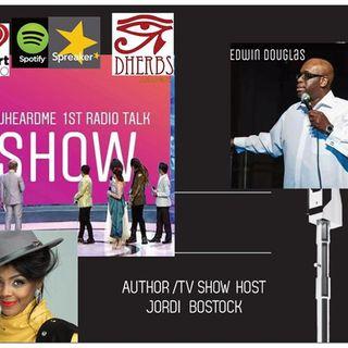 Uheardme1st RADIO TALK SHOW - JORDI BOSTOCK SS