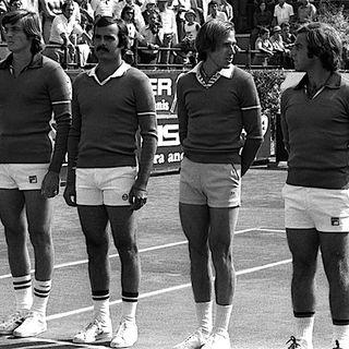 CAMPEÓN - L'Italia del Tennis e il Cile di Pinochet