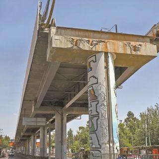 Un Colectivo, denuncia a Florencia Serranía, por colapso de la Línea 12 del Metro.